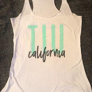 TIU (Tone It Up) California tank